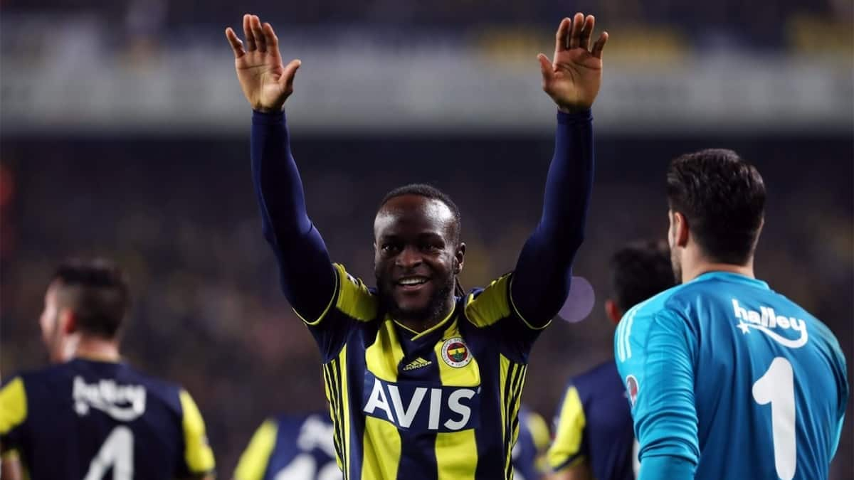 Victor Moses Emerges Most Valuable Player In Turkish Super