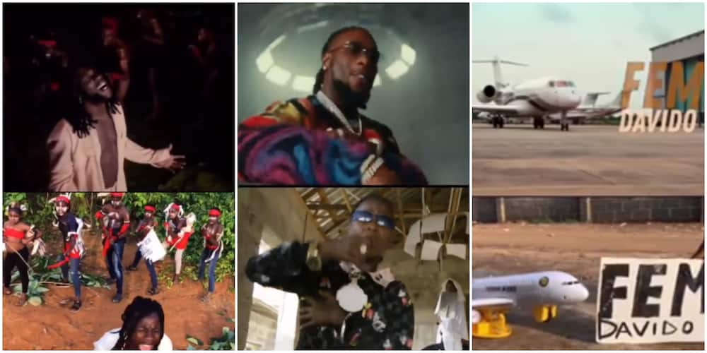 Fem, Ginger, Wonderful, and 6 Other Nigerian Hits Ikorodu Bois Have Recreated Their Music Videos