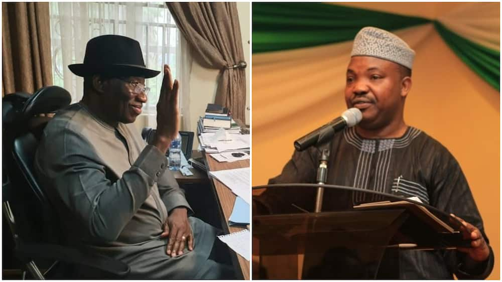 Afenifere speaks on endorsement amid speculations about Jonathan's interest in 2023 presidency