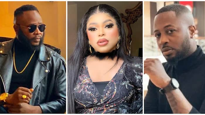 Bobrisky excited as Joro Olumofin goes after Tunde Ednut, calls out celebrity blogger on IG