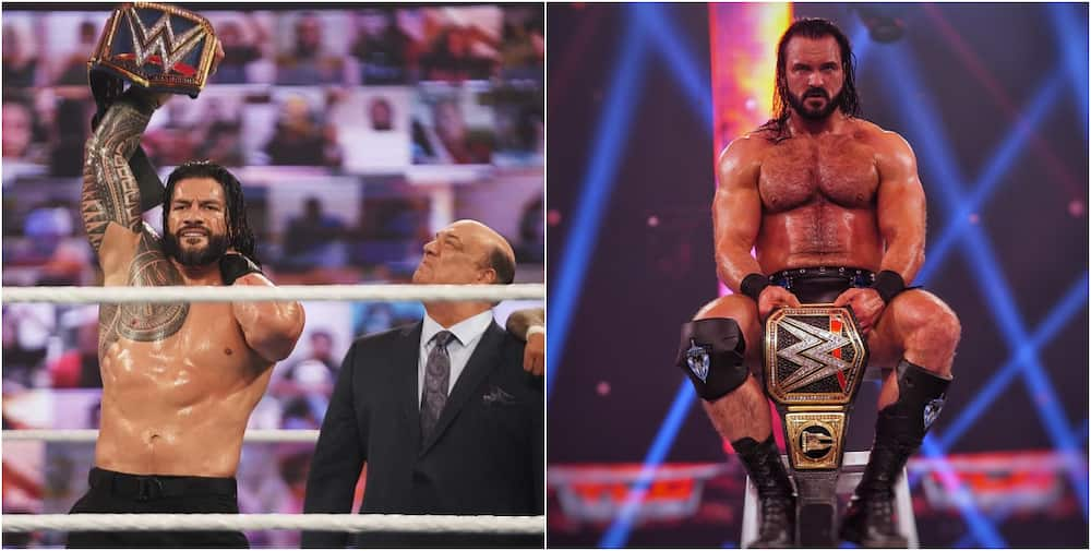 WWE TLC 2020: Roman Reigns, Drew McIntyre retain titles in last pay-per-view event of the year