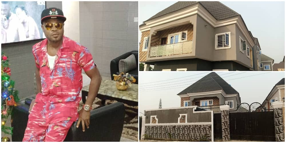 Singer African China builds own mansion