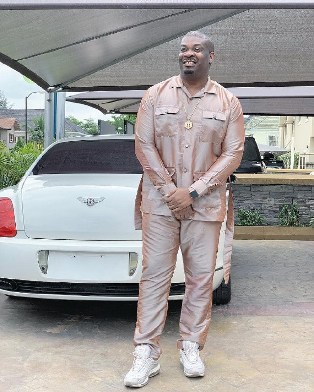 Don Jazzy in top 20 richest musicians in Nigeria