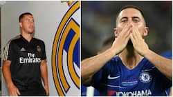 Zidane provides exciting news on Hazard's injury update ahead of Chelsea reunion in Champions League semis