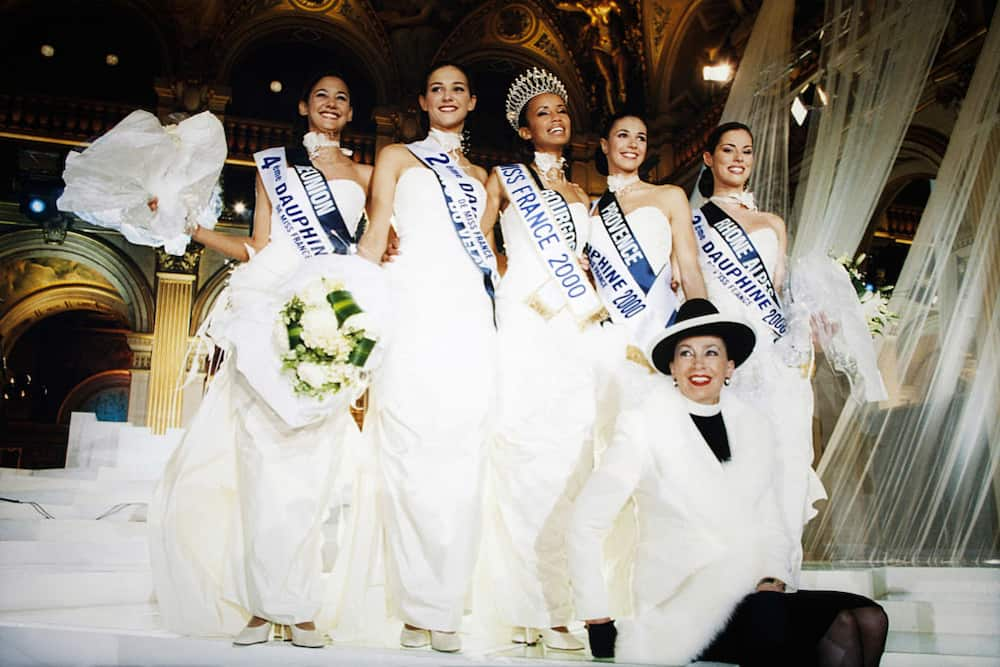 Ariane Quatrefages, femme de Patrick Fiori et 3ème dauphine de Miss France 2000
