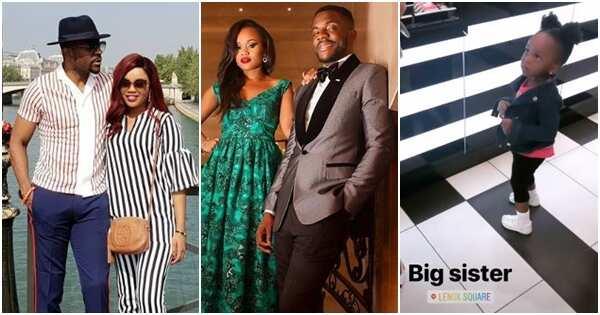TV personality Ebuka Obi-Uchendu and wife Cynthia welcome 2nd child