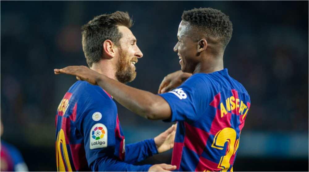 Lionel Messi: Argentine star's attitude set to chase Ansu Fati from Barcelona