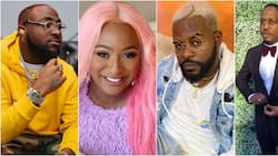 Davido, DJ Cuppy, Falz, 6 other musicians who come from wealthy backgrounds