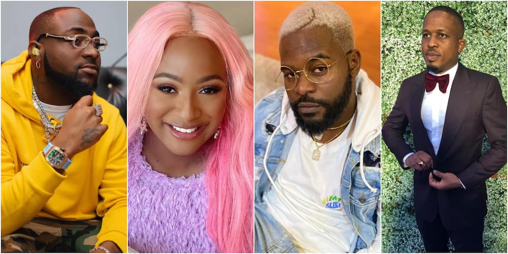 Nigerian music stars whose parents are rich