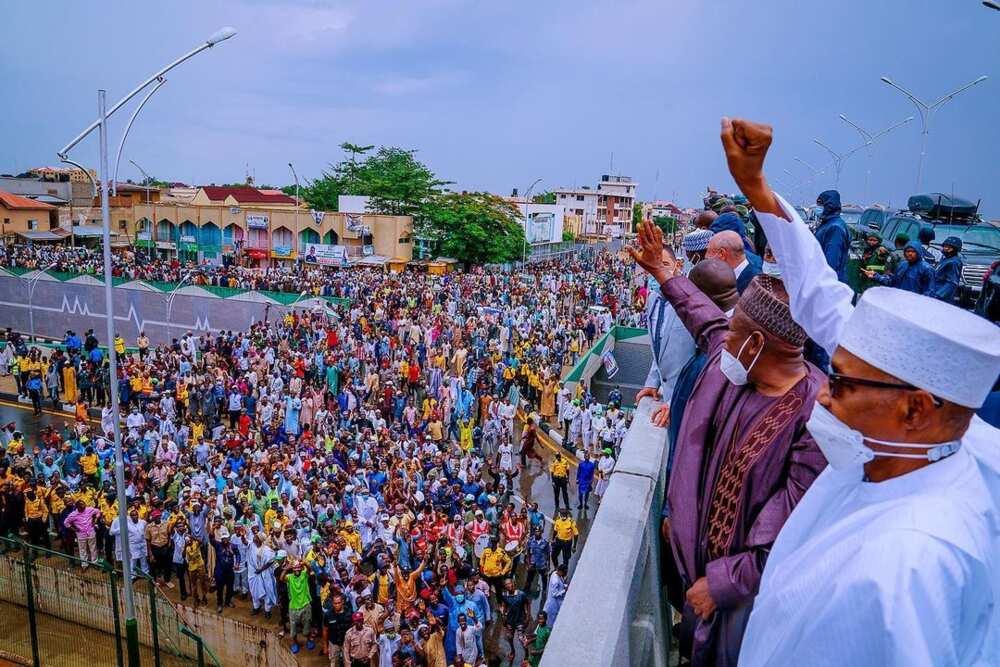 Shugaban Ƙasa, Muhammadu Buhari