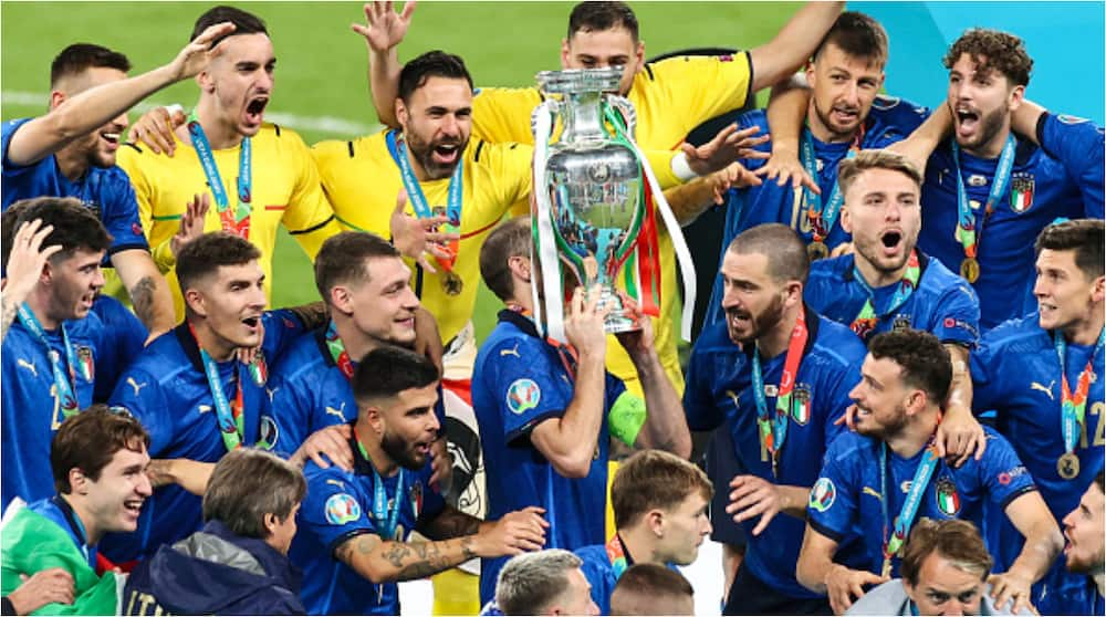 Former Italy Midfielder Reveals Why He Is Ready to Sign Euro 2020 Final Petition for a Rematch