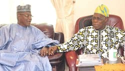 Nigeria is bleeding, nobody is safe: Former Jigawa governor raises alarm after meeting with Obasanjo