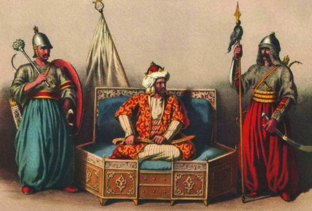 Ottoman Sultans after Suleiman: a comprehensive list
