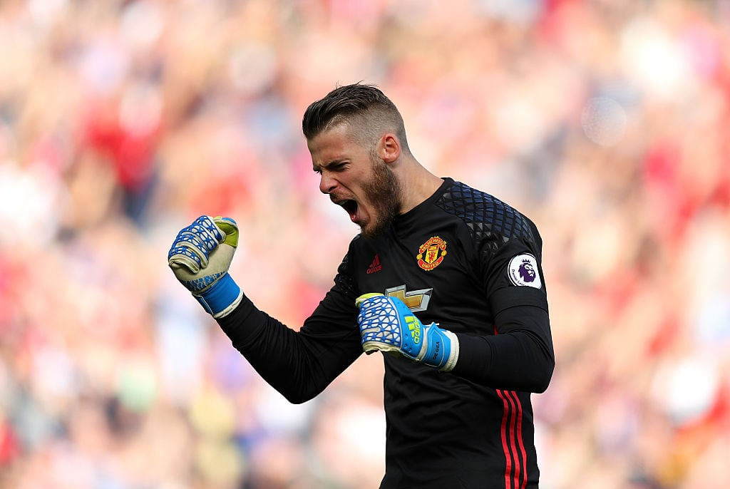 David De Gea reportedly wants to earn  £350,000-a-week in new Man United deal