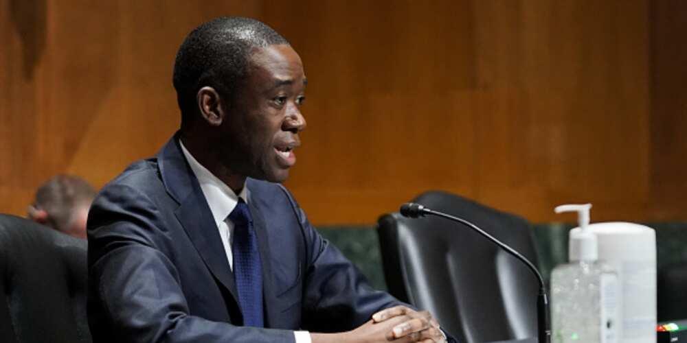 Big win as Nigerian Man Confirmed Deputy Treasury Secretary of the United States, Celebrated on Social Media