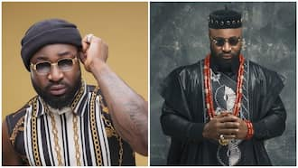 Hustle right - Harrysong urges youths stealing undies for ritual purposes