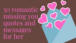 Top 50 romantic missing you quotes and messages for her
