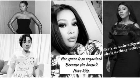 Tonto Dikeh, Mercy Eke, 14 other female celebs share struggles in Simi's Nobody Like Woman challenge