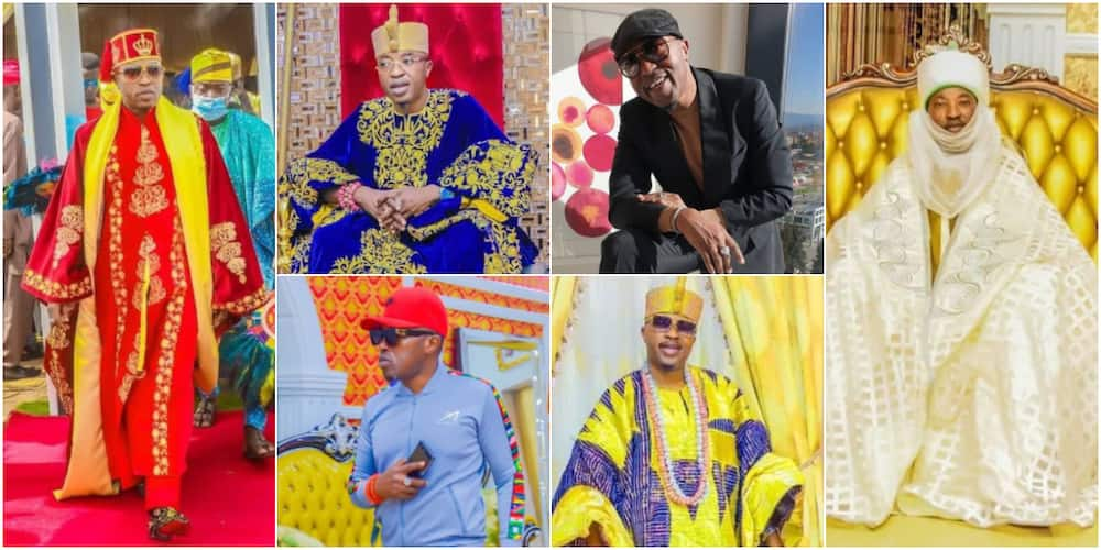 6 Times Oluwo of Iwo Gives Royal Fashionista Goals and Adorable Pictures