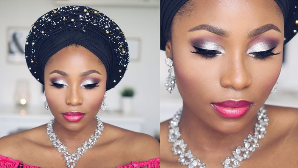 how to do makeup for wedding ▷ legit.ng