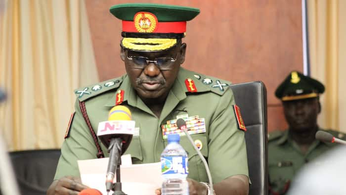 Analyst debunks claim that Buratai failed to pay soldiers' allowances since 2017