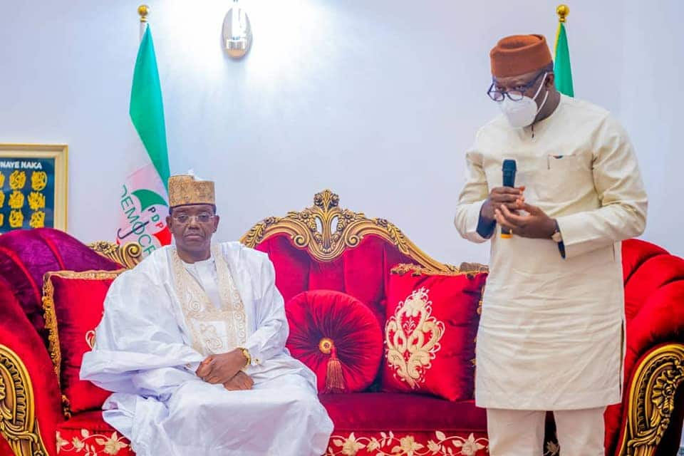 Bello Matawalle: APC Plans Grand Rally to Receive Zamfara Governor, Lawmakers from Opposition Party
