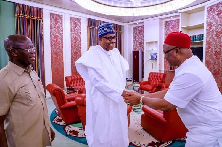 You're dragging APC to brink of collapse, Buhari's ex-aide speaks up