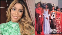 I didn't even make top 10: Linda Ikeji shares throwback photo of herself at 2003 Miss Nigeria pageant