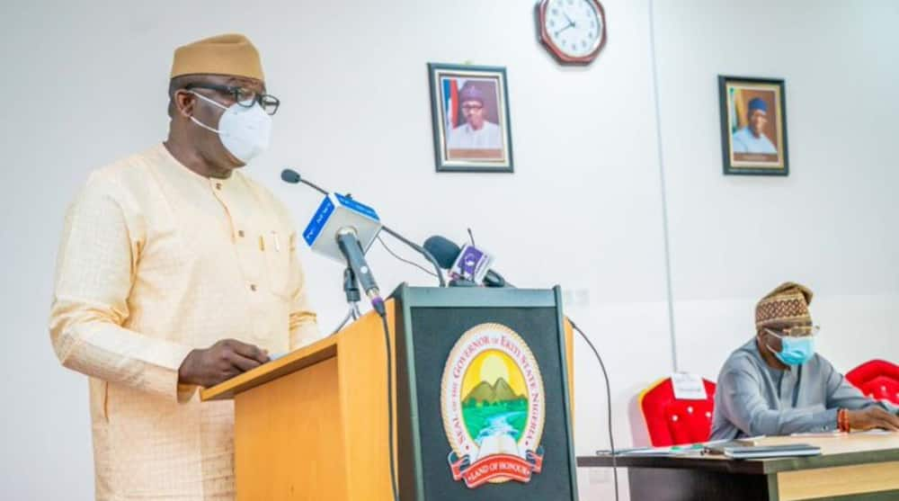 Herdsmen crisis: Nigerians governors not interested eviction, but this, Fayemi declares