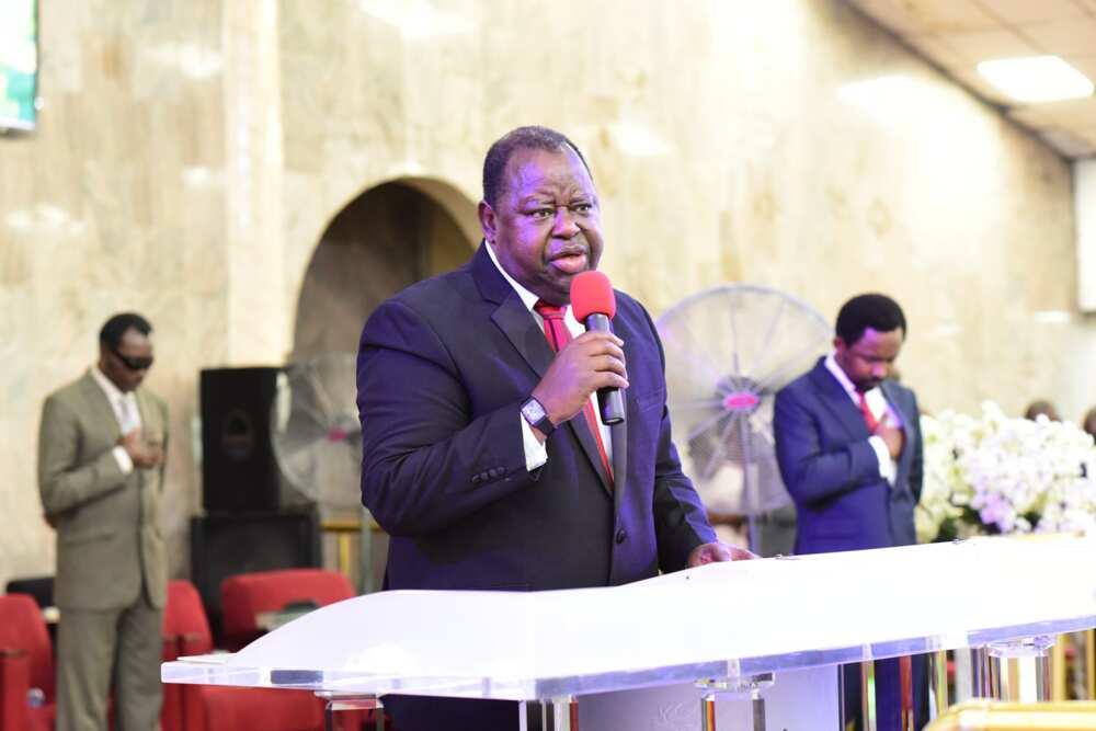 Stephen Akinola: Wani shahararren faston Najeriya ya mutu awanni Bayan mutuwar TB Joshua