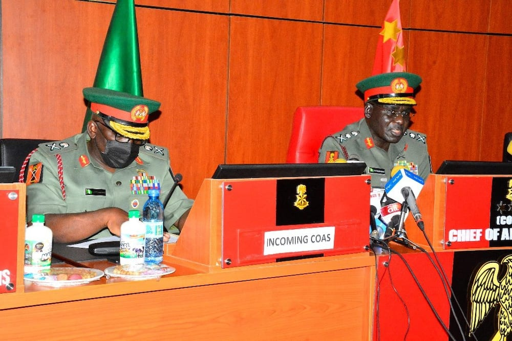 Buratai tells Nigerian politicians to leave military out of politics