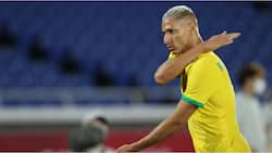 Premier League star sets new record at Olympics after scoring hat-trick for Brazil