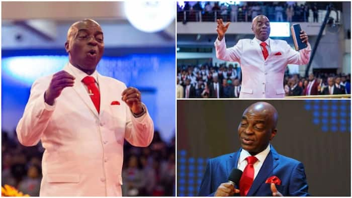 A member who stole in church ran mad - Bishop David Oyedepo says in video, warns youth against devilish act