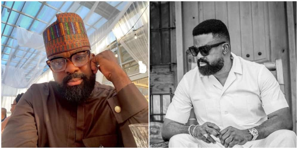 Filmmaker Kunle Afolayan Explains Why He Doesn't Want to be Polygamous Like His Father, Says it Distracted Him