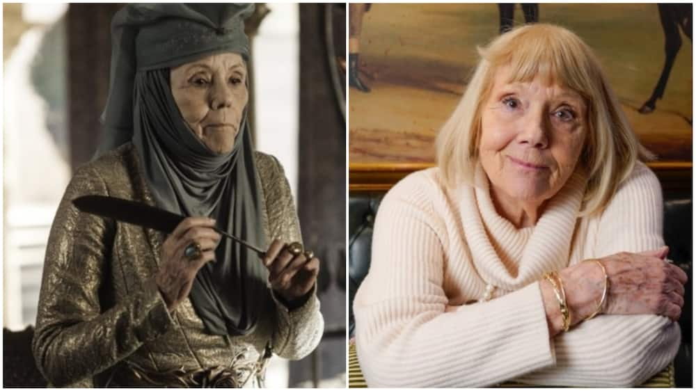 Game Of Thrones star Diana Rigg dies aged 82