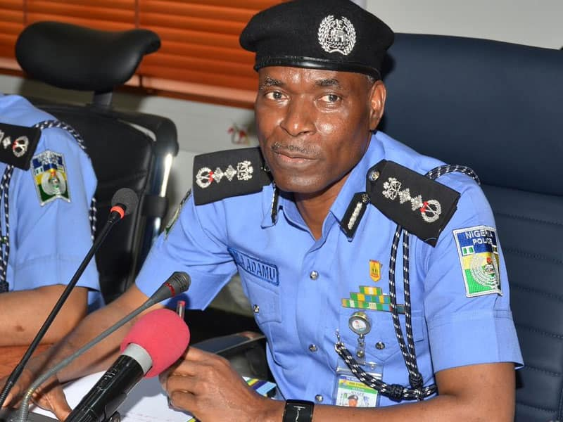 Save lives first before demanding police report, IGP Adamu tells hospitals