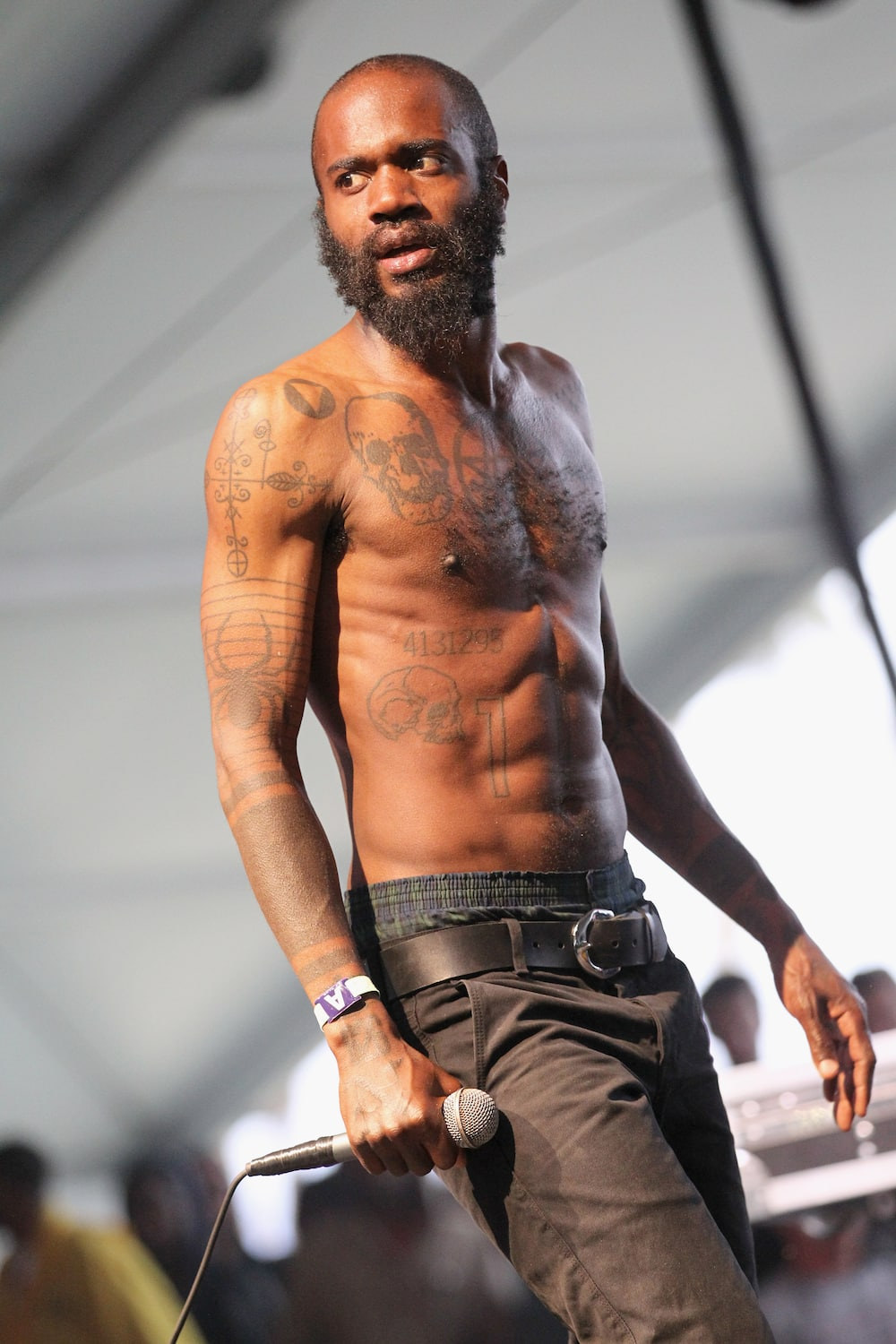 how tall is MC Ride