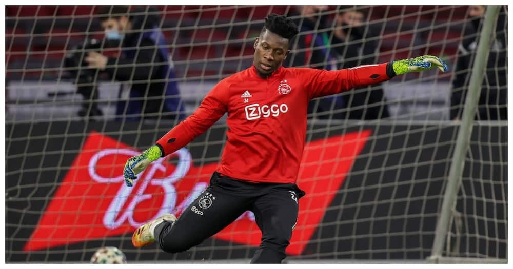 Ajax goalkeeper Andre Onana slapped with 12-month doping ban