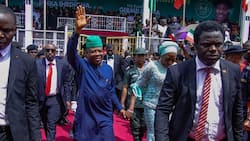 Ex-governor Ihedioha suspends visit to Imo, says there are plans to arrest his supporters