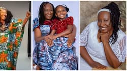 Patience Ozokwo shares adorable photos with lookalike grandchild as they mark birthday together for 1st time