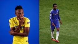 Chukwueze joins Mikel on stunning list of Nigerian players who have won Europa League title