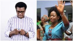 Faulty phone gets better after saving pastor's number, man shares testimony in church