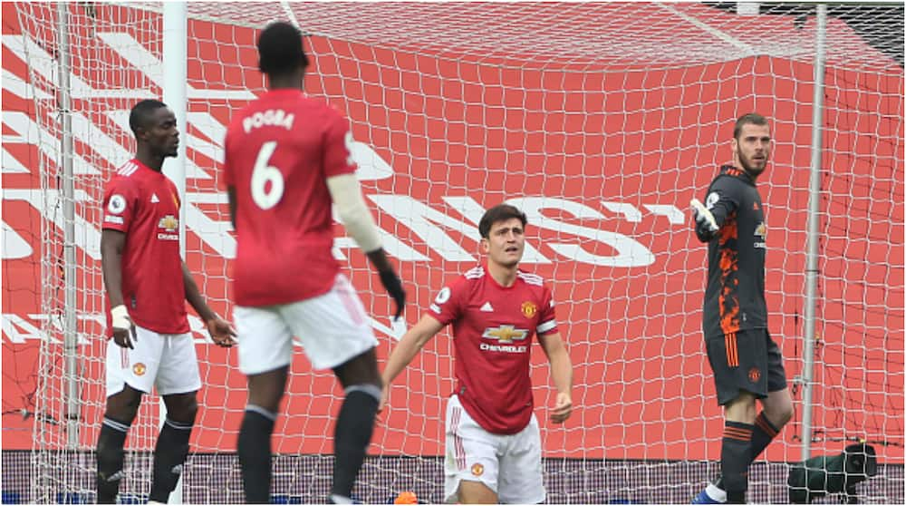 Patrice Evra says many people need slap after Manchester United lost 6-1 at home to Tottenham