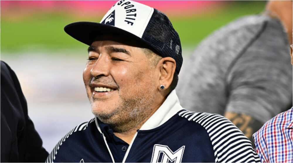 Cristiano Ronaldo: Portuguese captain sends birthday wishes to Argentine legend Diego Maradona