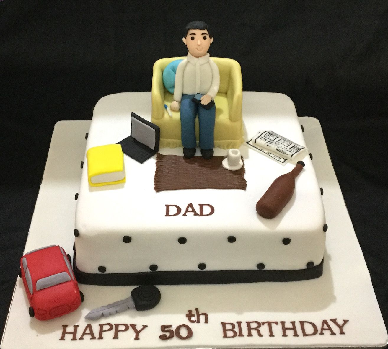 Surprising Birthday Cake For Husband And Father Legit Ng Funny Birthday Cards Online Bapapcheapnameinfo