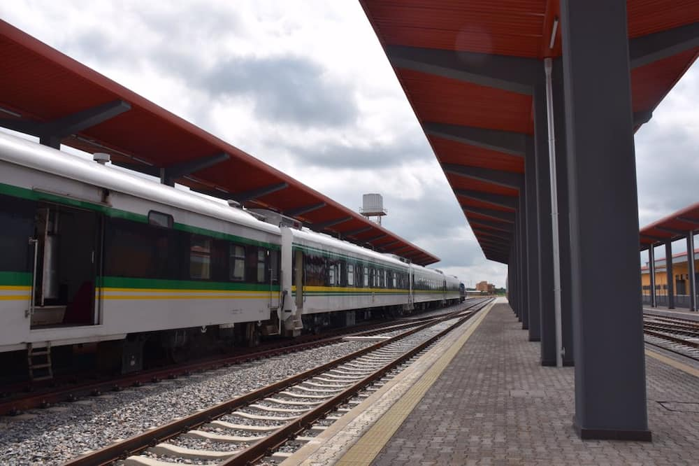 Abuja-Kaduna train breaks down again 2 months after Amaechi begs Nigerians