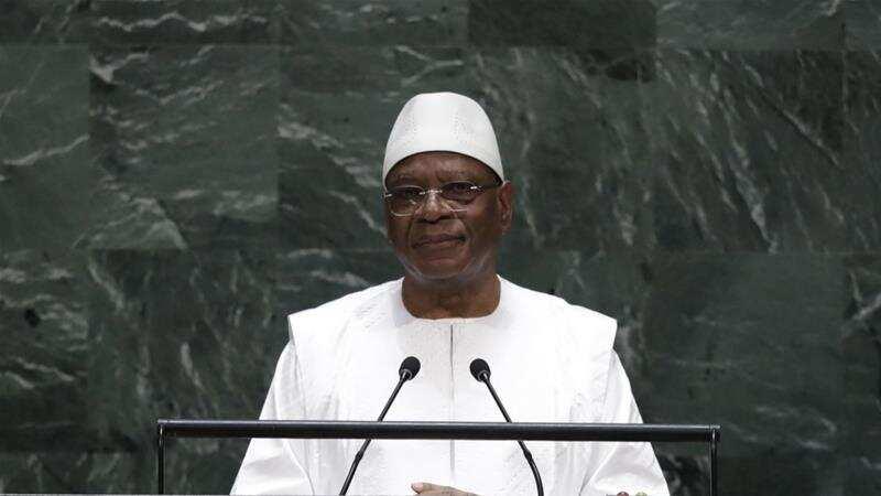 Ibrahim Keita: Shugaban da ya yi murabus bayan Sojojin Mali sun yi juyin-mulki