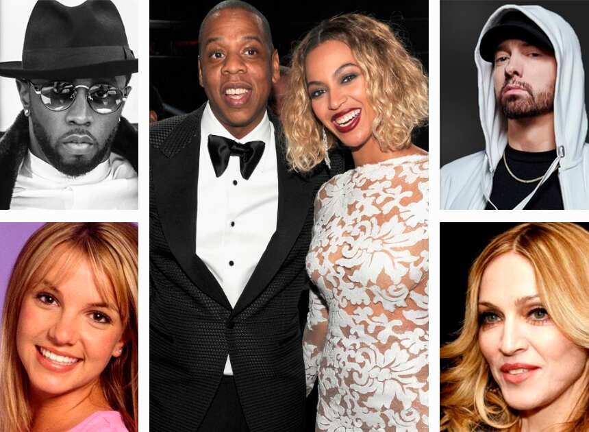 c98300357af Top 20 richest musicians in America