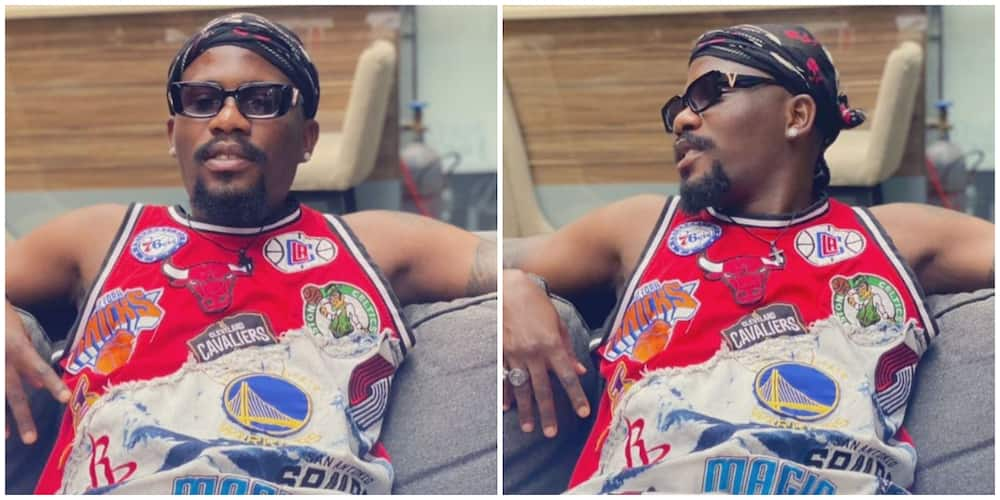 Rapper Ycee reveals all it takes for him to get a lady's attention