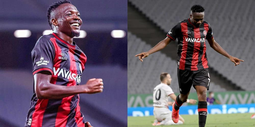 Ahmed Musa Makes Instant Impact in Turkey, Scores Winning Goal For New Club on His Debut